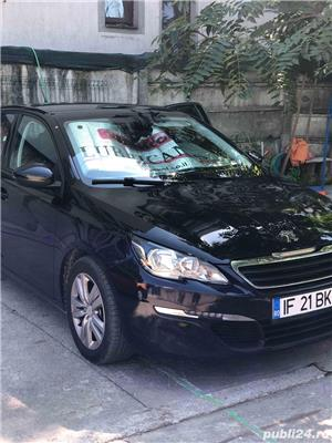 Peugeot 308 1.6 Hdi Automata euro 6  - imagine 9