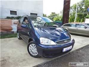 FORD GALAXY - MANUAL  - GARANTIE INCLUSA / RATE FIXE EGALE /  BUY-BACK / TEST DRIVE  - imagine 3