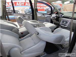 FORD GALAXY - MANUAL  - GARANTIE INCLUSA / RATE FIXE EGALE /  BUY-BACK / TEST DRIVE  - imagine 13