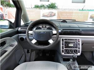FORD GALAXY - MANUAL  - GARANTIE INCLUSA / RATE FIXE EGALE /  BUY-BACK / TEST DRIVE  - imagine 12