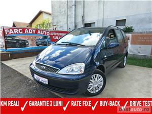 FORD GALAXY - MANUAL  - GARANTIE INCLUSA / RATE FIXE EGALE /  BUY-BACK / TEST DRIVE  - imagine 1
