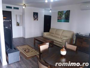 Barbu Vacarescu inchiriere apartament 2 camere complex rezidential - imagine 1
