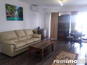 Barbu Vacarescu inchiriere apartament 2 camere complex rezidential - imagine 3