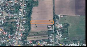 Vanzare teren : Intravilan 4500 mp Lipanesti ,DN1A - imagine 1