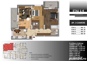 [METROU BERCENI 8MINUTE] Apartament 3 camere 87mp - imagine 9