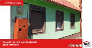 Casa de vanzare in exclusivitate in zona Parneava - imagine 1