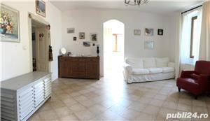 Casa de vânzare Timiș, in stil provençal, 9 km langa timisoara 4 cam + căsuța anexa, teren 1500mp 22 - imagine 4