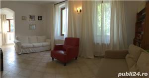 Casa de vânzare Timiș, in stil provençal, 9 km langa timisoara 4 cam + căsuța anexa, teren 1500mp 22 - imagine 2