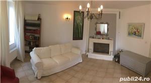 Casa de vânzare Timiș, in stil provençal, 9 km langa timisoara 4 cam + căsuța anexa, teren 1500mp 22 - imagine 1