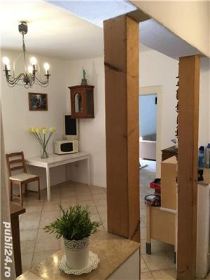 Casa de vânzare Timiș, in stil provençal, 9 km langa timisoara 4 cam + căsuța anexa, teren 1500mp 22 - imagine 9
