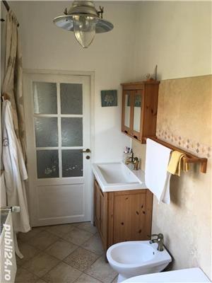 Casa de vânzare Timiș, in stil provençal, 9 km langa timisoara 4 cam + căsuța anexa, teren 1500mp 22 - imagine 10