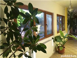 Casa de vânzare Timiș, in stil provençal, 9 km langa timisoara 4 cam + căsuța anexa, teren 1500mp 22 - imagine 12