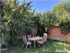 Casa de vânzare Timiș, in stil provençal, 9 km langa timisoara 4 cam + căsuța anexa, teren 1500mp 22 - imagine 18