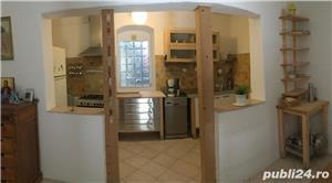 Casa de vânzare Timiș, in stil provençal, 9 km langa timisoara 4 cam + căsuța anexa, teren 1500mp 22 - imagine 8