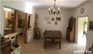 Casa de vânzare Timiș, in stil provençal, 9 km langa timisoara 4 cam + căsuța anexa, teren 1500mp 22 - imagine 6