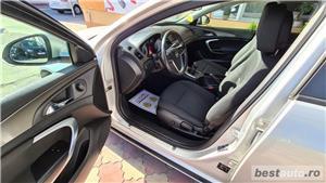 Opel Insignia Revizie GRATUITA, Livrare GRATUITA, Garantie, RATE FIXE, Diesel, Euro 5 - imagine 6