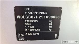 Opel Insignia Revizie GRATUITA, Livrare GRATUITA, Garantie, RATE FIXE, Diesel, Euro 5 - imagine 19