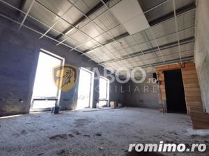Hala industriala 540 mp utili si curte 750 mp de inchiriat zona Selimbar  - imagine 13