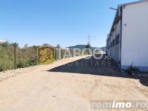 Hala industriala 540 mp utili si curte 750 mp de inchiriat zona Selimbar  - imagine 16