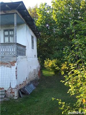 Vând teren cu casa Pucioasa - imagine 6