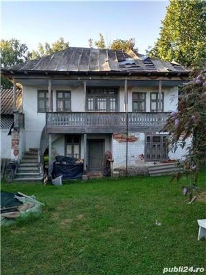 Vând teren cu casa Pucioasa - imagine 1