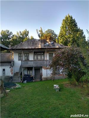 Vând teren cu casa Pucioasa - imagine 2