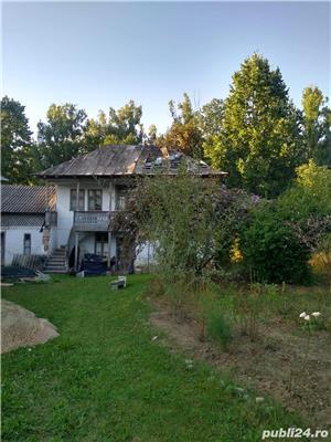 Vând teren cu casa Pucioasa - imagine 3