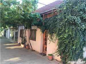 Casa de vânzare Timiș, in stil provençal, 9 km langa timisoara 4 cam + căsuța anexa, teren 1500mp 22 - imagine 17