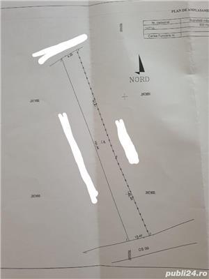 Teren intravilan - 933mp - imagine 1
