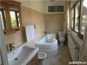 Casa de vânzare Timiș, in stil provençal, 9 km langa timisoara 4 cam + căsuța anexa, teren 1500mp 22 - imagine 3