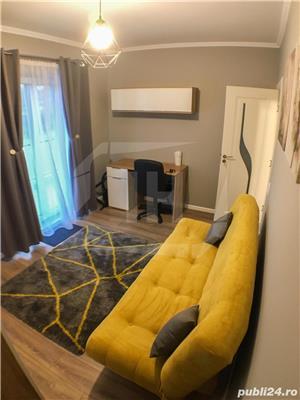 Apartament 3 camere, modern, prima inchiriere, parcare, terasa, zona strazii Mihai Romanu - imagine 6