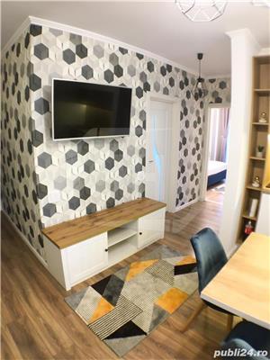 Apartament 3 camere, modern, prima inchiriere, parcare, terasa, zona strazii Mihai Romanu - imagine 4