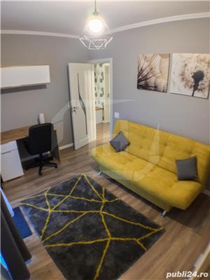 Apartament 3 camere, modern, prima inchiriere, parcare, terasa, zona strazii Mihai Romanu - imagine 5