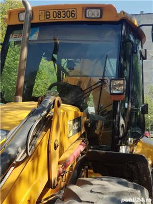 Închiriem buldoexcavator ,  incarcator Wolla, - imagine 2