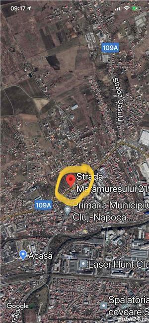 vind teren cu case in Cluj Napoca - imagine 2