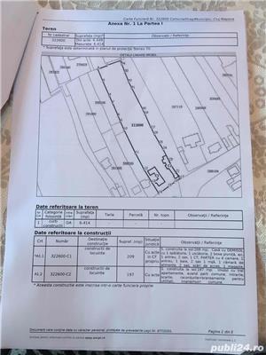 vind teren cu case in Cluj Napoca - imagine 1