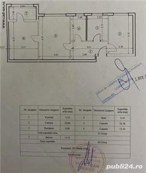 Apartament 3 camere - Tudor Vladimirescu - imagine 1