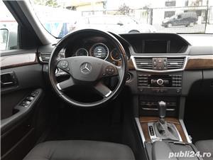 Mercedes-Benz Clasa E 200 - imagine 9