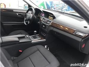 Mercedes-Benz Clasa E 200 - imagine 8