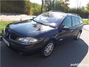 Renault Laguna 2 facelift 1,9dci AN 2007 - imagine 9