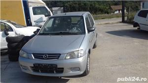 Dezmembrez Mazda Demio 1.3 i 63 cp an 2000 ! - imagine 1