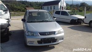 Dezmembrez Mazda Demio 1.3 i 63 cp an 2000 ! - imagine 4