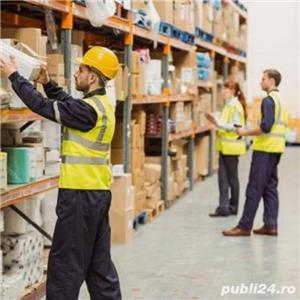 Operatori depozite marfuri Anglia - plecari rapide - imagine 2