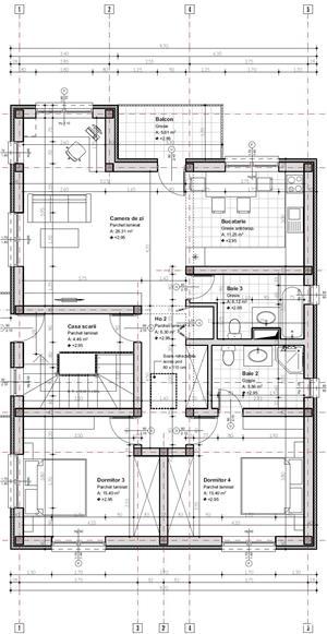 Casa de vanzare - Oradea - Cartier VIENA - 130 000 EURO - imagine 3