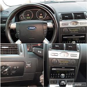Ford Mondeo Break *9.2003*2.0 16v GPL 146 CP*Euro4*Inm RO* - imagine 8