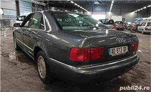 AUDI A8 D2 3.3 TDI V8 biturbo Quattro - imagine 4