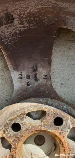 "Jante aliaj 18"" renault si cauciucuri 235/40 zr 18 - imagine 3"