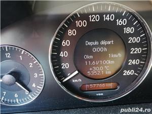 Mercedes-benz Clasa E E 280 ( mașină folosită de o ambasada în Bruxelles) - imagine 8