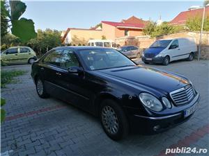 Mercedes-benz Clasa E E 280 ( mașină folosită de o ambasada în Bruxelles) - imagine 2