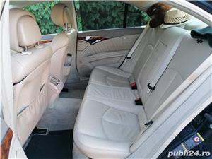Mercedes-benz Clasa E E 280 ( mașină folosită de o ambasada în Bruxelles) - imagine 6